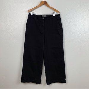 Everlane Crop Wide Leg Pants